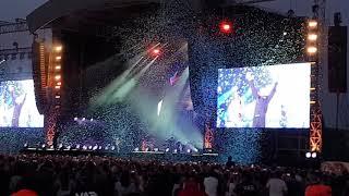 Imagine Dragons Believer live Firenze 2019