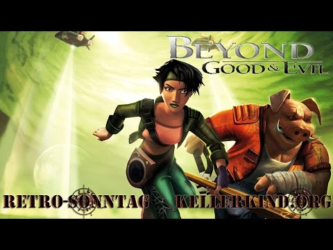 Retro-Sonntag [HD] #018 – Beyond Good & Evil ★ Let's Show Game Classics