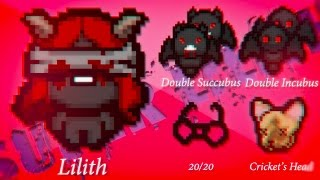 "TBoI: Afterbirth "" Double Succubus And Incubus "" [Ep.55]"