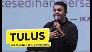 [HD] Tulus - Tukar Jiwa (Live at MOCOSIK 2018, Yogyakarta)
