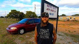 Tour of Weird Beard Auto Sales + S600 on eBay