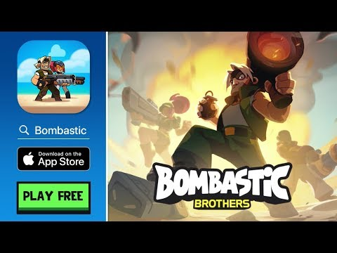 Bombastic Brothers Explodes onto iOS - Trailer