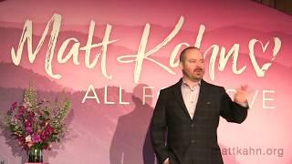 The Power of Self-Responsibility - Matt Kahn