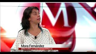 Milenio TV - La Casa Mandarina AC habla sobre el caso de abuso sexual en el Colegio Tlatelli en Tepo