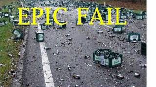 EPIC FAILS/Bloopers Of Stupid People (Pictures)