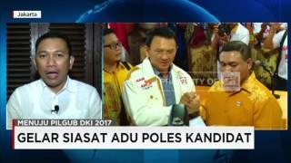 Gelar Siasat Adu Poles Kandidat Di Pilgub Jakarta