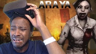 WHY AM I STILL PLAYING THIS GAME? || ARAYA CHAPTER 5 Oculus Rift