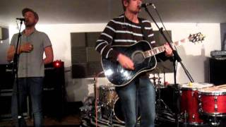 Charlie Simpson -Down Down Down (Live Rehearsal) 14 Oct 2011