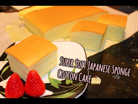 Video How to Make Super Soft Irresistible Japanese Sponge Cake | 日本棉花蛋糕(燙麵法)