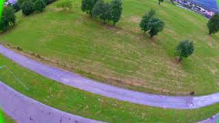 Avant la pluie FPV-Freestyle Before raindrop