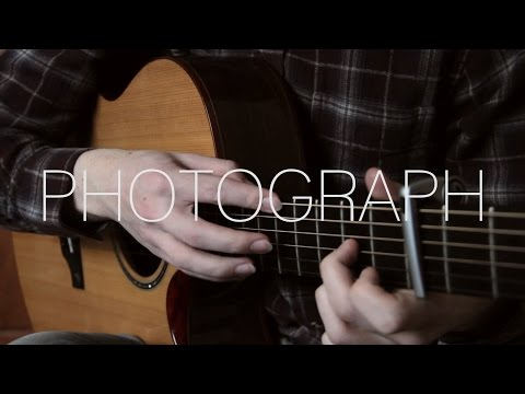 Ed Sheeran - Photograph - Fingerstyle Guitar Cover by James Bartholomew
