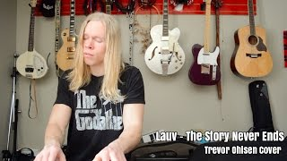 Lauv - The Story Never Ends (Trevor Ohlsen Cover) YOU NEED TO HEAR HIS VOICE!!