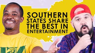 Southern States Show Us the Best in Entertainment