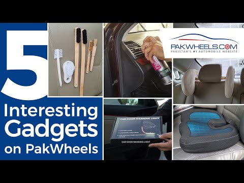 5 Interesting Gadgets Available On PakWheels