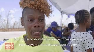 Video sulle distruzioni dell'uragano Dorian nelle Bahamas, 2019-09-13