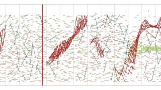 Iannis Xenakis - Pithoprakta (w/ graphical score)