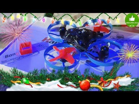 ✔ New Year Winter Flight Happymodel Mobula7! Новогодние Полеты на Мобуле7 !