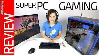 SUPER PC gaming montaje paso a paso -componentes TOP-