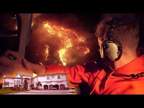 We Might Lose The Team 10 Mansion... {California Fires}