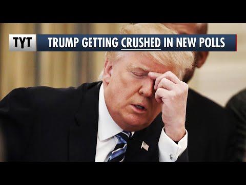Trump Losing BIG in New Polls