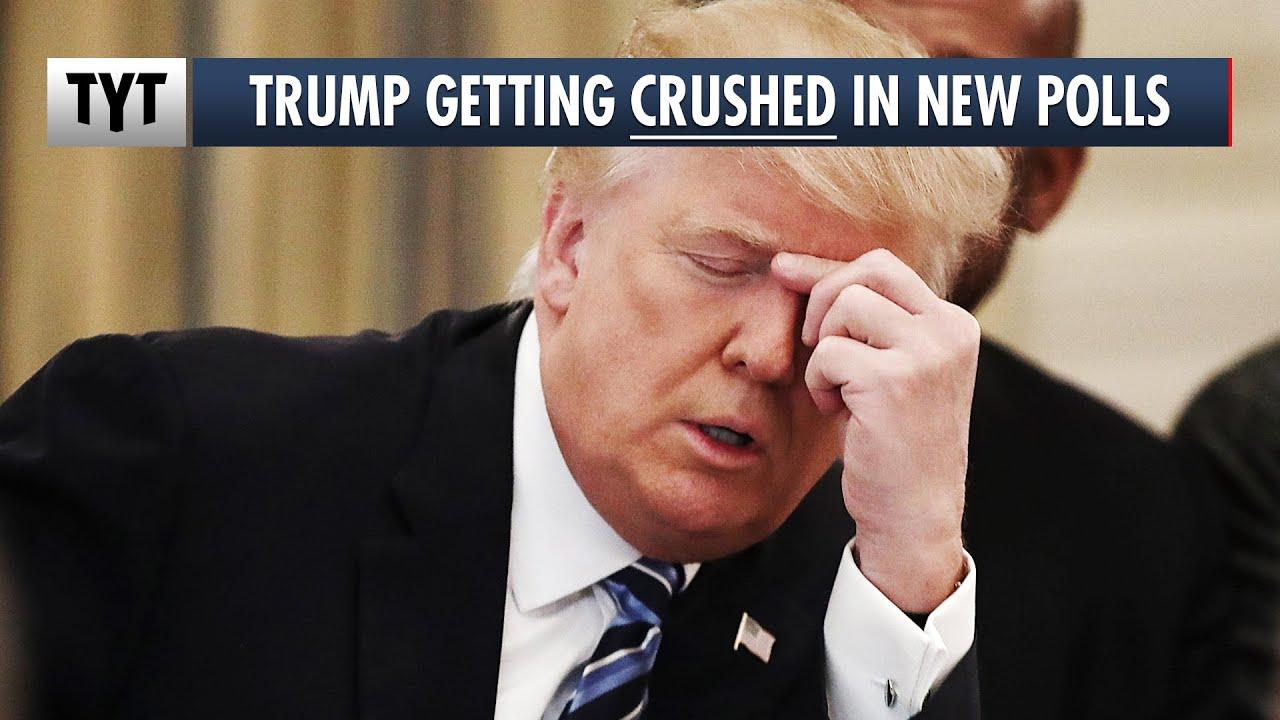 Trump Losing BIG in New Polls thumbnail