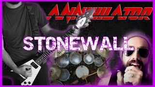 Annihilator - Stonewall  FULL BAND COVER