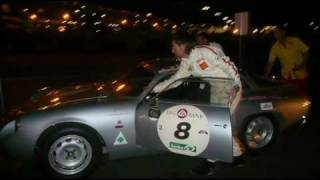 preview picture of video 'Alfa Romeo Giulietta SZ Le Mans classic 2010'