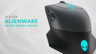 YouTube Video nvKxOjahhTg for Product Dell Alienware Gaming Mice AW610M, AW510M, AW310M by Company Dell in Industry Peripheral