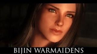 Skyrim SE Bijin Warmaidens on Xbox one