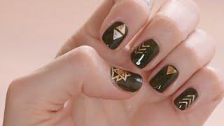 DIY Flash Tattoos | Nail File