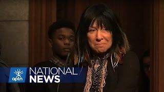 Senators, Indigenous Leaders and Friends Gather to Honour Buffy Sainte-Marie | APTN News