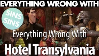 """Everything Wrong With """"Everything Wrong With Hotel Transylvania In 11 Minutes Or Less"""""""