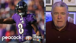 Are Baltimore Ravens the class of the AFC? | Pro Football Talk | NBC Sports