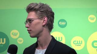 The Carrie Diaries - CW Upfronts 2013 (tv fanatic)