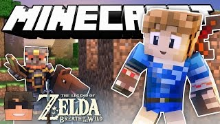 Minecraft Cops N Robbers! LEGEND OF ZELDA in Minecraft! (Minecraft Cops N Robbers Roleplay