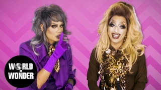 "Download Video FASHION PHOTO RUVIEW: Raja & Bianca on RuPaul's Drag Race Season 9 Episode 8 ""RuPaul Roast"" MP3 3GP MP4"