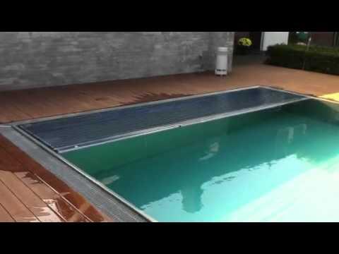 automatische lamellen van swim safe