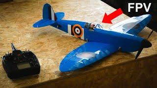 Making an Impressive FPV Spitfire