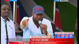 Hassan Joho reveals strategies NASA will use to prevent rigging