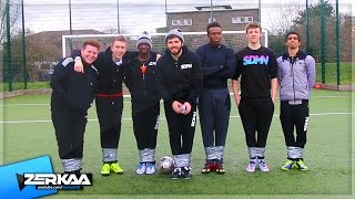 SIDEMEN ONE LEGGED PENALTY CHALLENGE