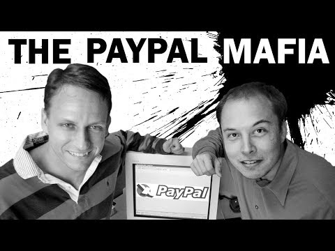 "The Incredible Story of The PayPal ""Mafia"" (2018)"