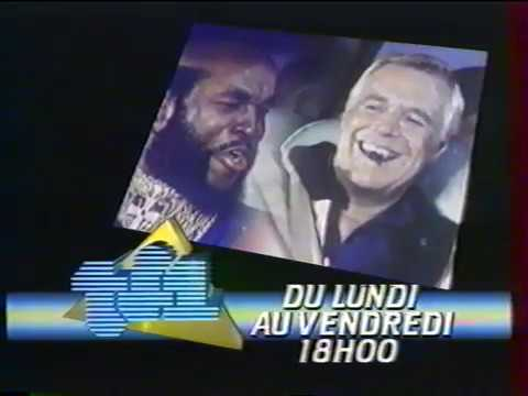 TF1 - 30 Janvier 1988 - Coming Next, Pubs, Coming Next