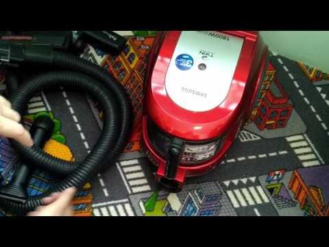 🔺 Полная разборка и сборка пылесоса SAMSUNG SC6570. Замена двигателя. Ремонт в домашних условиях.