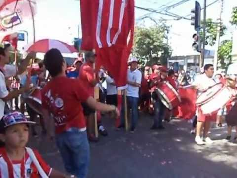"""""""La Banda Cementera Carnavales Parte 1"""" Barra: La Banda Cementera • Club: Unión La Calera"""