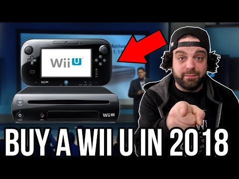 Why You SHOULD Buy a Wii U in 2018! | RGT 85