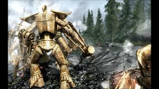 (Skyrim) Атака Двемеров  (Имперский легион)