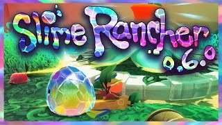 Slime Rancher: Glass Desert #1 - The Glass Desert!