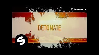 D-wayne & Leon Bolier - Detonate (OUT NOW)