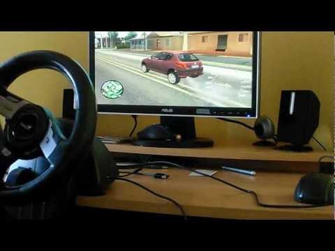 Видео № 0 из игры Genius Speed Wheel 5 Pro
