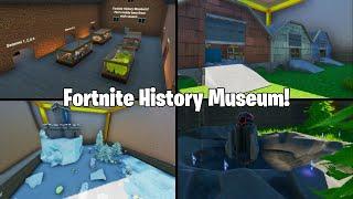 Fortnite History Museum video thumbnail